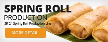 SR-24 Spring Roll Production Line