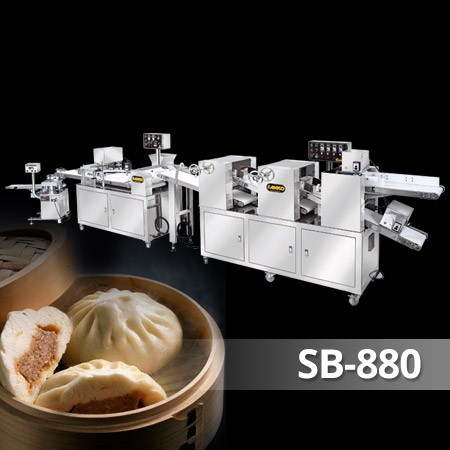 Pita Bread Industrial Production Line